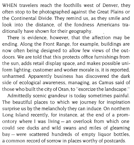 robert adams beauty in photography essays Robert adams: beauty in photography: essays in defense of traditional values [robert adams] on amazoncom free shipping on qualifying offers the eight essays in beauty in photography provide a critical appreciation of photography by one of its foremost proponents.